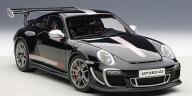 1:18 AUTOart PORSCHE 911(977) GT3 RS 4.0 Black