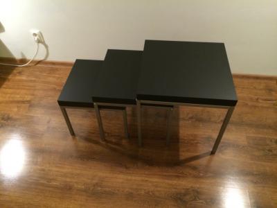 Komplet Trzy Stoliki Ala Ikea 3 Stoliki Stolik