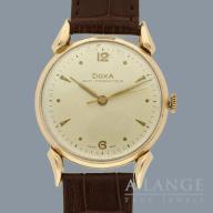 Zegarek złoty pr. 585 Doxa Anti-Magnetique VINTAGE