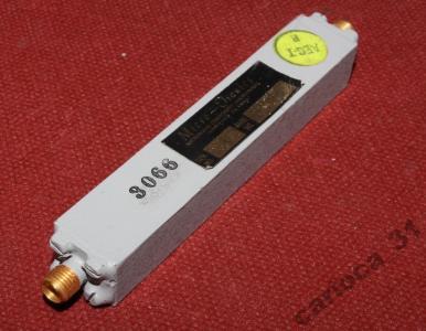 Filtr pasmowy Micro Tronics 812A 8-12GHz