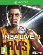 NBA LIVE 14 XONE NOWA FOLIA