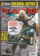 12/2012 CD ACTION + 2 DVD ARCANIA :GOTHIC 4
