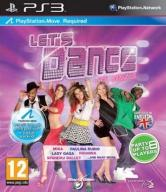 LET'S DANCE WITH MEL B PS3 MOVE / LETS / NOWA