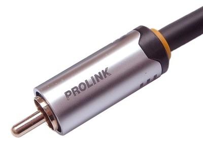 Kabel RCA-RCA (CINCH) COAXIAL PROLINK FUTURA 2m