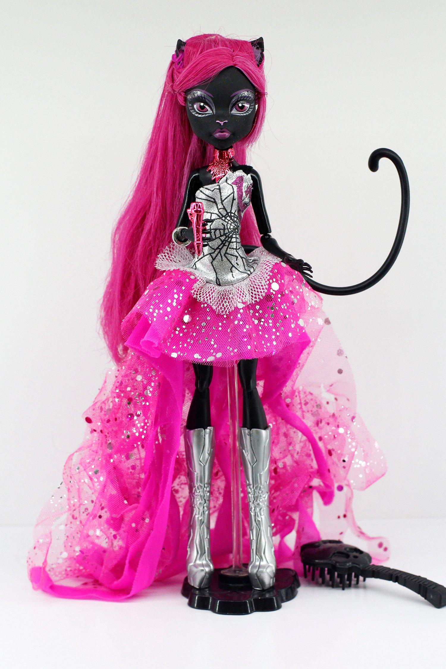 Monster High Catty Noir Unikat 1 Seria Basic 7043154780 Oficjalne Archiwum Allegro
