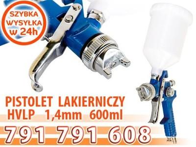 PISTOLET LAKIERNICZY HVLP DO LAKIEROWANIA 1,4mm GW