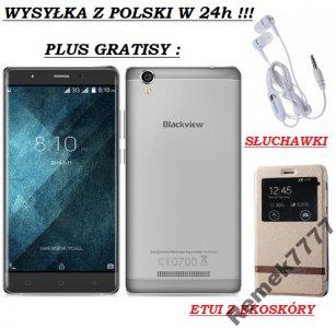 BLACKVIEW A8 5''HD + ETUI 8MPx WYS Z POLSK FVAT23%
