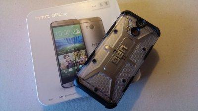 san francisco 2398c cb808 HTC One M8 Gwarancja, Etui UAG stan bardzo dobry!! - 6391277714 ...