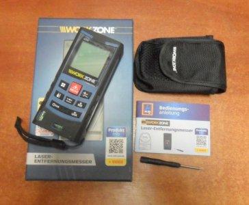 Workzone Laser Entfernungsmesser : Workzone laser entfernungsmesser m