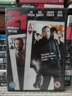 21 - KEVIN SPACEY, LAURENCE FISHBURNE - DVD