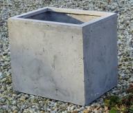 Donice betonowe- dostępne wys35cmx dł.40cmxszer 30