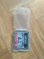 Karta LEXAR CF Compact Flash 4 GB 200X