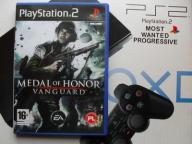 MEDAL OF HONOR VANGUARD PS2 PLAYSTATION 2