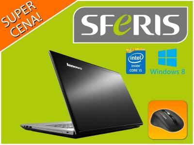 Laptop LENOVO Z710 i5 8GB 1TB+SSD GT745M Win8+MYSZ