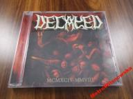 CD - DECAYED - MCMXCIV-MMVIII !