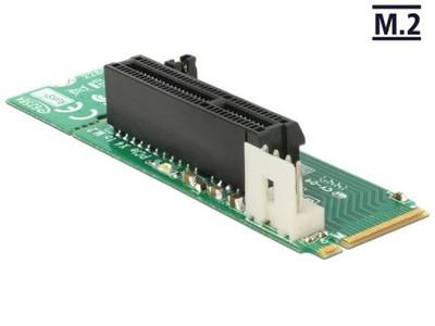 ADAPTER M.2 KEY M->PCI EXPRESS X4 + 4 PIN POWER