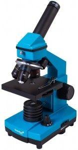 Mikroskop Levenhuk Rainbow 2L PLUS AzureBłękitny