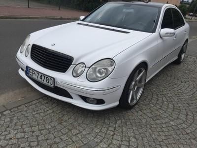 Mercedes W211 E55 Amg 2003 6882689908 Oficjalne Archiwum Allegro