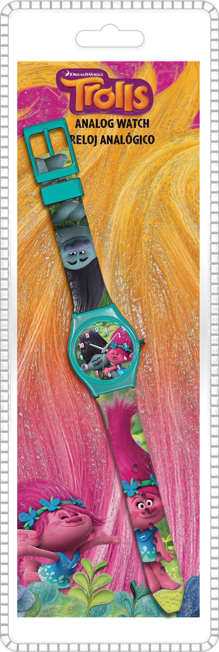 Zegarek na rękę Trolle MEGA