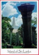 Sri Lanka / Cejlon - format 17,4 x 12,4 cm