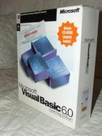 Microsoft Visual Basic 6 + Library Visual Studio 6