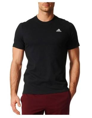 Adidas koszulka męska bawelniana ED7273   Czarny