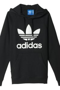 Bluza adidas ORIG 3FOIL HOOD AB8291 L