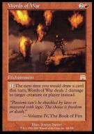 MTG: Words of War ONS [GamesMasters]