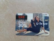 Karta rabatowa ccc