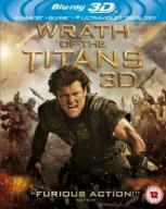 Wrath Of The Titans (Blu-ray + Blu-ray 3D) [2012]