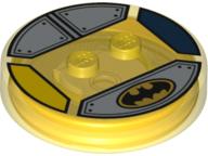 LEGO DYSK Dimensions Toy Tag 4 x 4 x 2/3 NOWY (BM)