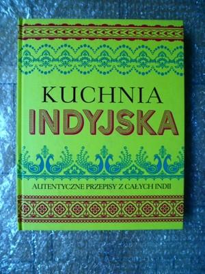 Kuchnia Indyjska Książka Kucharska Olesiejuk 6794488389