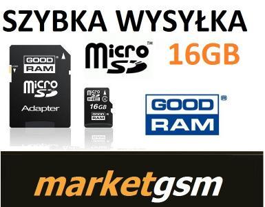 KARTA PAMIĘCI microSD 16GB SONY XPERIA L