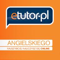 Kurs Angielskiego Etutor kod na 3 miesiące za darm
