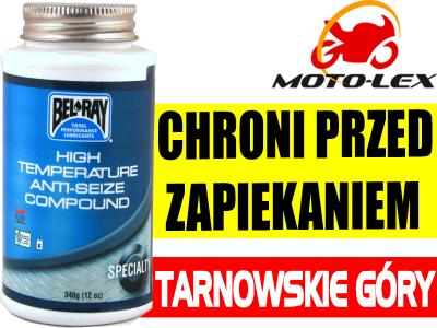 SMAR MONTAŻOWY BEL-RAY ANTI-SEIZE HIGH-TEMP. 340G