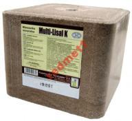 Lizawka solna MULTI-LISAL K, kostka 10kg