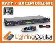 LD SYSTEMS CDMP 1 - odtwarzacz CD / USB / SD / MP3