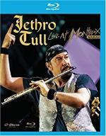 Jethro Tull ‎Live Montreux + Living Past BD+DVD