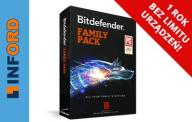 Bitdefender Total Security Family Pack 2017-unlimi