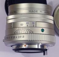 Obiektyw Pentax SMC-FA 77mm f/1.8 MC MADE IN JAPAN