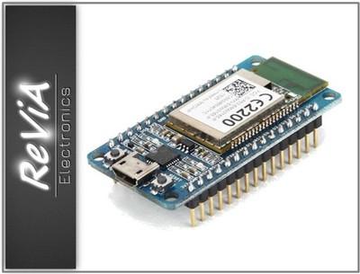 WiFi-MCU STM32F4+WiFi (Broadcom) +Lua EMW3165