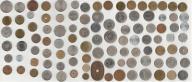 Duży zestaw monet AZJA. Ciekawy!