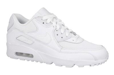 Buty sneakers Nike Air Max 90 Mesh Gs 833418 100