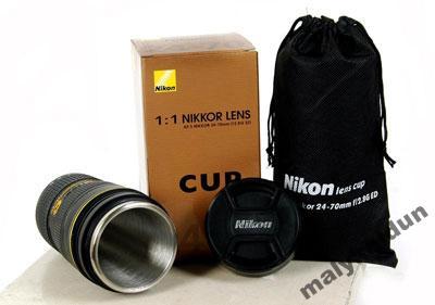 Pojemnik Kubek Obiektyw Nikon Metal Trojmiasto 2396043789 Oficjalne Archiwum Allegro