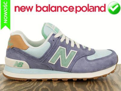 new balance 574 damskie allegro