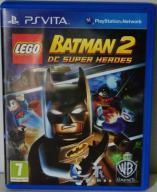 LEGO BATMAN 2 DC SUPER HEROES / PS VITA