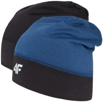 Męska czapka sportowa 4F Z17 CAU002 granat # L/XL