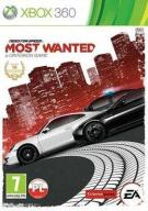 Gra Xbox 360 EA Need for Speed: Most Wanted 2012