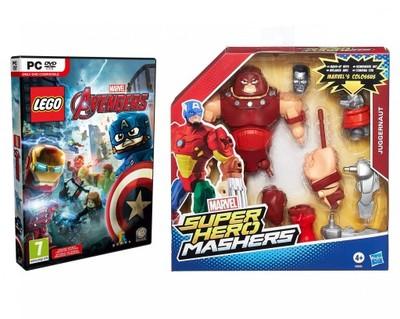 Lego Marvel Avengers Pcfigurka Mashers Juggernaut 6341474852
