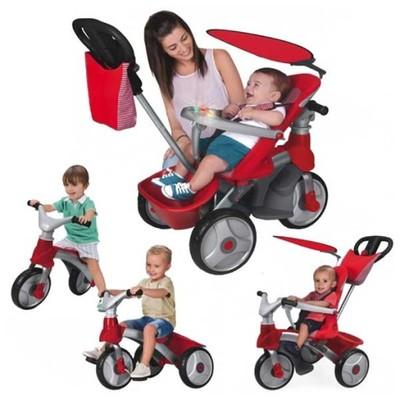 FEBER Rowerek Trójkołowy Baby Trike Easy Evolution